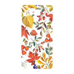 Autumn Flowers Pattern 7 Samsung Galaxy Alpha Hardshell Back Case