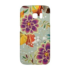 Autumn Flowers Pattern 9 Galaxy S6 Edge