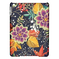 Autumn Flowers Pattern 10 Ipad Air Hardshell Cases