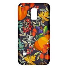 Autumn Flowers Pattern 12 Galaxy S5 Mini