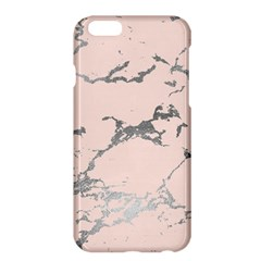 Luxurious Pink Marble 1 Apple Iphone 6 Plus/6s Plus Hardshell Case