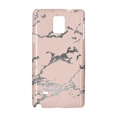 Luxurious Pink Marble 1 Samsung Galaxy Note 4 Hardshell Case