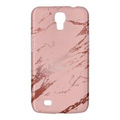 Luxurious Pink Marble 3 Samsung Galaxy Mega 6 3  I9200 Hardshell Case