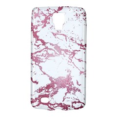Luxurious Pink Marble 4 Galaxy S4 Active