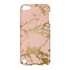 Luxurious Pink Marble 5 Apple Ipod Touch 5 Hardshell Case