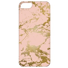 Luxurious Pink Marble 5 Apple Iphone 5 Classic Hardshell Case