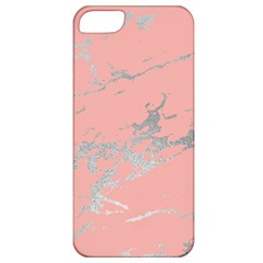 Luxurious Pink Marble 6 Apple Iphone 5 Classic Hardshell Case