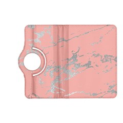 Luxurious Pink Marble 6 Kindle Fire Hd (2013) Flip 360 Case