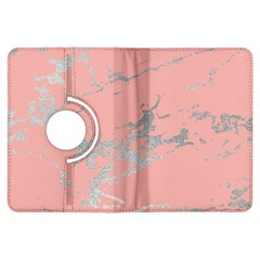 Luxurious Pink Marble 6 Kindle Fire Hdx Flip 360 Case
