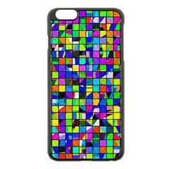 Colorful Squares Pattern                       Apple Iphone 6 Plus/6s Plus Hardshell Case