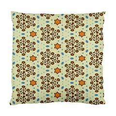 Stars And Other Shapes Pattern                         Standard Cushion Case (two Sides)