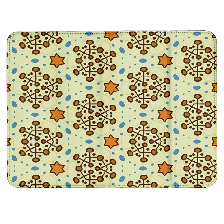 Stars and other shapes pattern                         HTC One M7 Hardshell Case