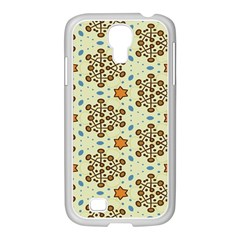Stars And Other Shapes Pattern                         Samsung Galaxy Note 2 Case (white)