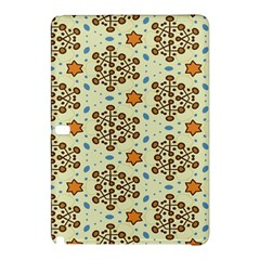 Stars And Other Shapes Pattern                         Samsung Galaxy Tab Pro 8 4 Hardshell Case