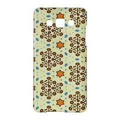 Stars And Other Shapes Pattern                         Samsung Galaxy A5 Hardshell Case