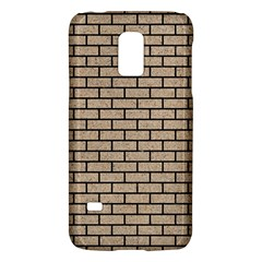 Brick1 Black Marble & Sand Galaxy S5 Mini