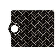 Brick2 Black Marble & Sand (r) Kindle Fire Hdx 8 9  Flip 360 Case