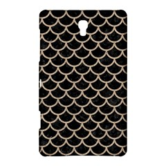 Scales1 Black Marble & Sand (r) Samsung Galaxy Tab S (8 4 ) Hardshell Case