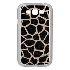 Skin1 Black Marble & Sand Samsung Galaxy Grand Duos I9082 Case (white)
