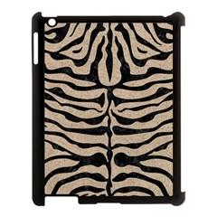 Skin2 Black Marble & Sand Apple Ipad 3/4 Case (black)