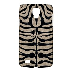 Skin2 Black Marble & Sand Galaxy S4 Active