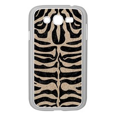 Skin2 Black Marble & Sand (r) Samsung Galaxy Grand Duos I9082 Case (white)