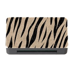 Skin3 Black Marble & Sand Memory Card Reader With Cf