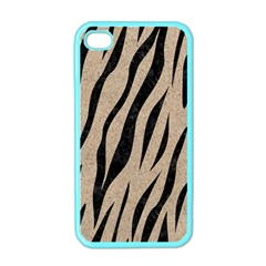 Skin3 Black Marble & Sand Apple Iphone 4 Case (color)