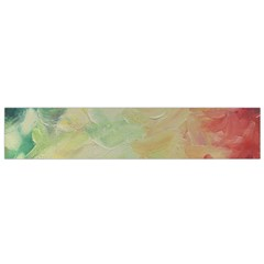 Painted Canvas                                 Flano Scarf