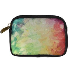 Painted Canvas                            Digital Camera Leather Case