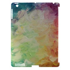 Painted Canvas                           Apple Ipad 3/4 Hardshell Case (compatible With Smart Cover)