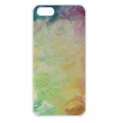 Painted Canvas                           Apple Iphone 5 Seamless Case (white)