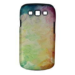 Painted Canvas                           Samsung Galaxy S Ii I9100 Hardshell Case (pc+silicone)