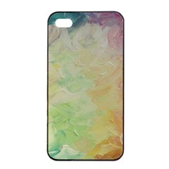 Painted Canvas                           Apple Iphone 4/4s Seamless Case (black)