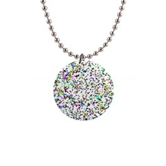 Paint On A White Background                                  1  Button Necklace