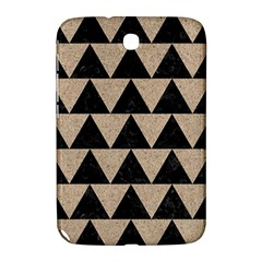 Triangle2 Black Marble & Sand Samsung Galaxy Note 8 0 N5100 Hardshell Case