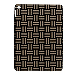 Woven1 Black Marble & Sand (r) Ipad Air 2 Hardshell Cases