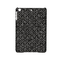 Hexagon1 Black Marble & Silver Foil (r) Ipad Mini 2 Hardshell Cases