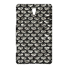 Scales3 Black Marble & Silver Foil Samsung Galaxy Tab S (8 4 ) Hardshell Case