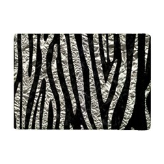 Skin4 Black Marble & Silver Foil Ipad Mini 2 Flip Cases