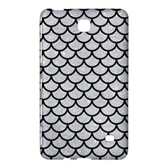 Scales1 Black Marble & Silver Glitter Samsung Galaxy Tab 4 (8 ) Hardshell Case