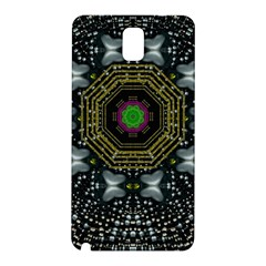 Leaf Earth And Heart Butterflies In The Universe Samsung Galaxy Note 3 N9005 Hardshell Back Case
