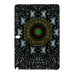 Leaf Earth And Heart Butterflies In The Universe Samsung Galaxy Tab Pro 10 1 Hardshell Case