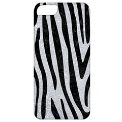 Skin4 Black Marble & Silver Glitter (r) Apple Iphone 5 Classic Hardshell Case