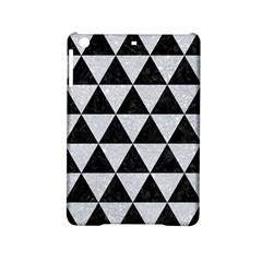 Triangle3 Black Marble & Silver Glitter Ipad Mini 2 Hardshell Cases