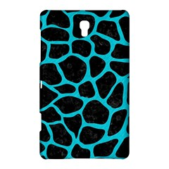 Skin1 Black Marble & Turquoise Colored Pencil Samsung Galaxy Tab S (8 4 ) Hardshell Case