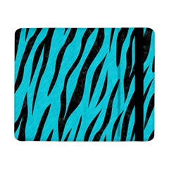 Skin3 Black Marble & Turquoise Colored Pencil Samsung Galaxy Tab Pro 8 4  Flip Case