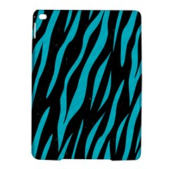 Skin3 Black Marble & Turquoise Colored Pencil (r) Ipad Air 2 Hardshell Cases