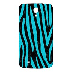 Skin4 Black Marble & Turquoise Colored Pencil Samsung Galaxy Mega I9200 Hardshell Back Case