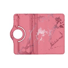 Luxurious Pink Marble Kindle Fire Hd (2013) Flip 360 Case